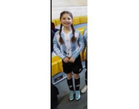 Jessica Sullivan (age 9)