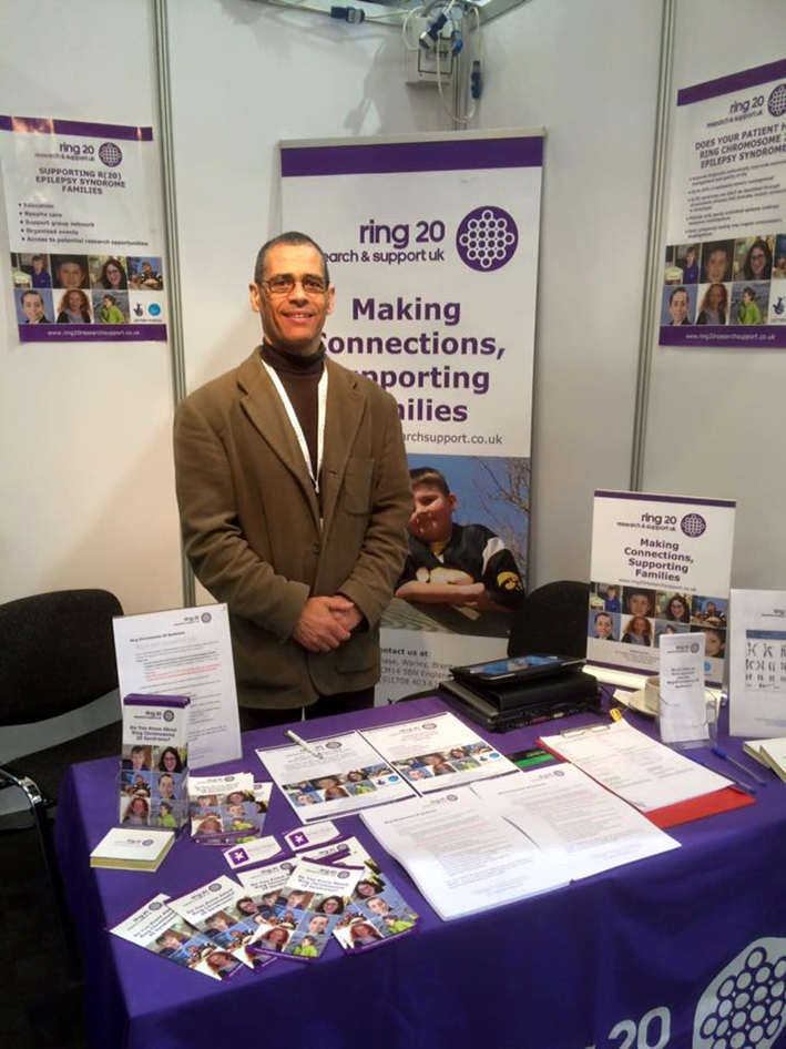 r(20) stand RCPCH 2016