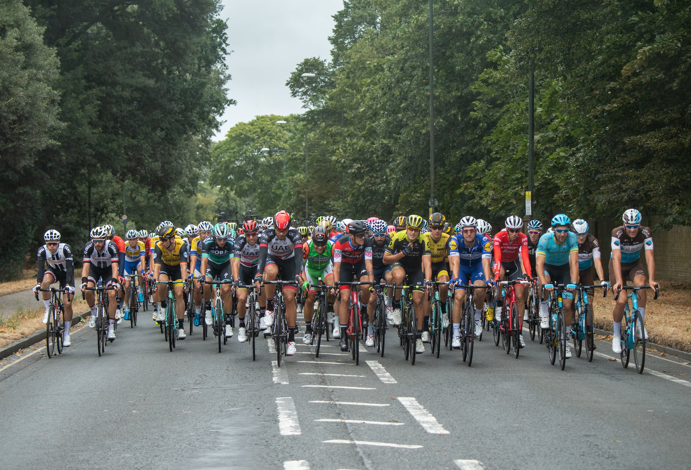 Photo: Ben Queenborough for Prudential RideLondon