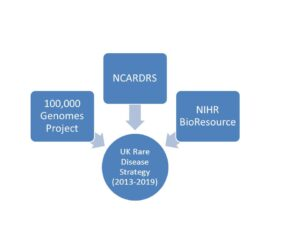 UK Rare Disease Strategy diagram