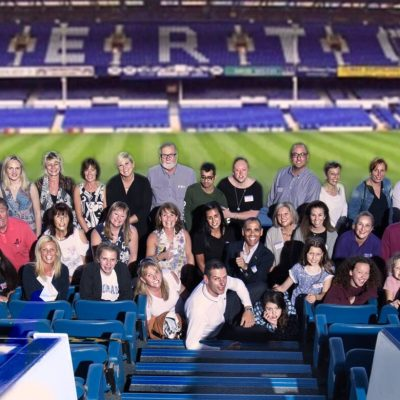 20 families affected by r(20) come together for a 1st ever family conference