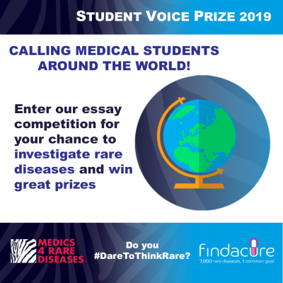 Findacure student essay 2019