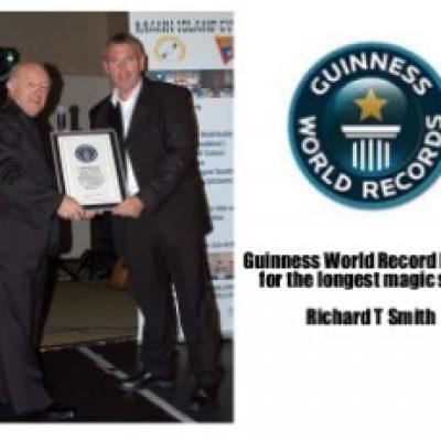 Richard T Smith
